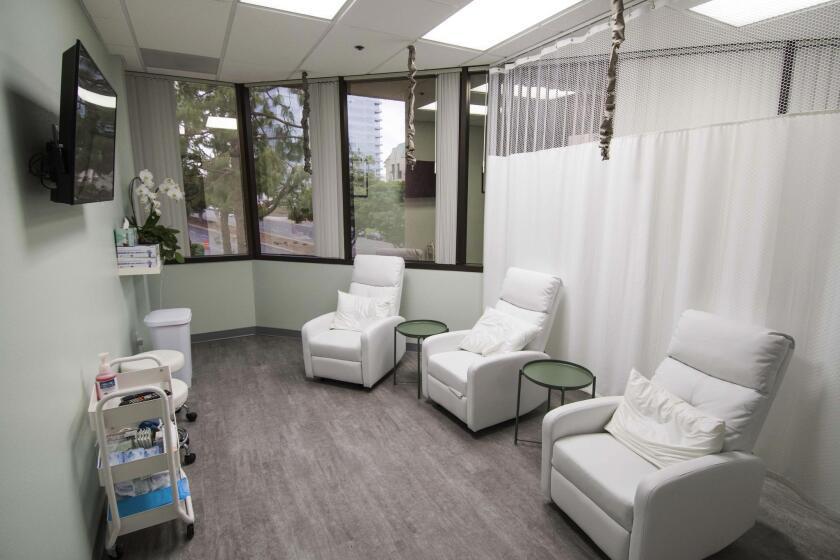 BioMed Health Center, 4130 La Jolla Village Drive, Suite 201. (858) 9640-441. biomedhealthcenter.com