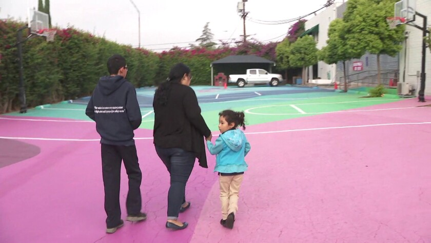 Parents arrive Thursday morning to Eagle Rock PUC iPrep Charter Academy, to find the school suddenly