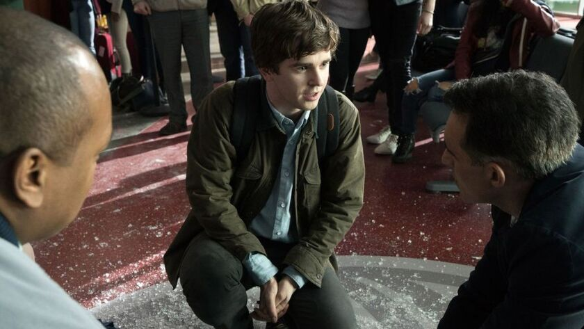 """ABC's """"The Good Doctor"""" ranks as the No. 1 new drama of the 2016-17 season."""