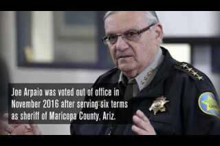 Former Maricopa County Sheriff Joe Arpaio found guilty of criminal contempt