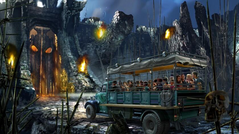 3) Skull Island: Reign of Kong