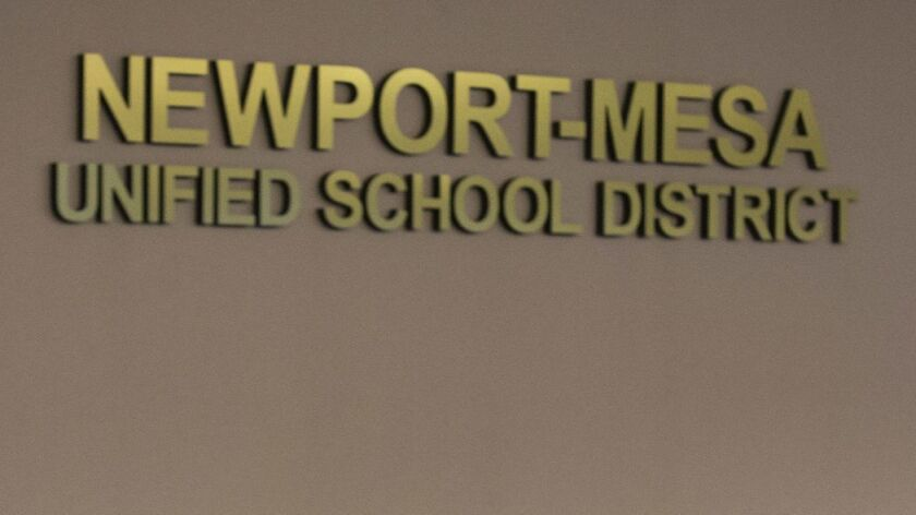 Voters face decisions in the Newport-Mesa Unified School District races.