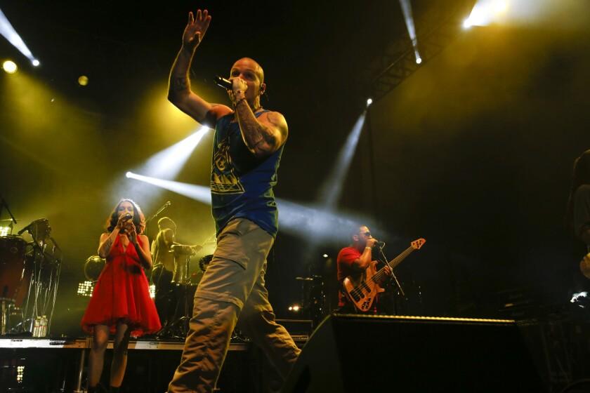 Supersonico Latin Festival