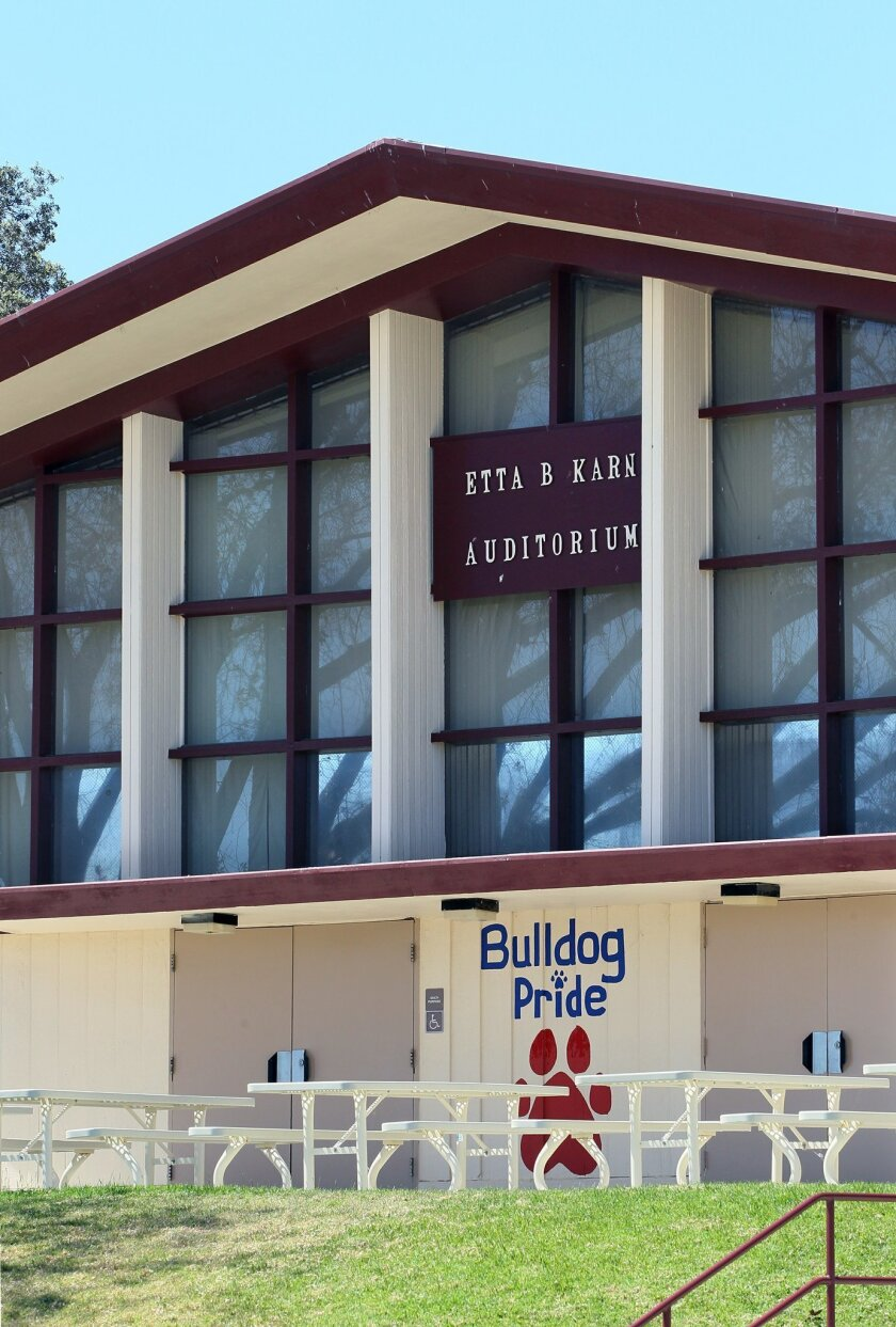 Fallbrook Union Elementary School District could stand to win funding from the Department of Defense and state government to replace the San Onofre and Mary Faye Pendleton schools on Camp Pendleton.