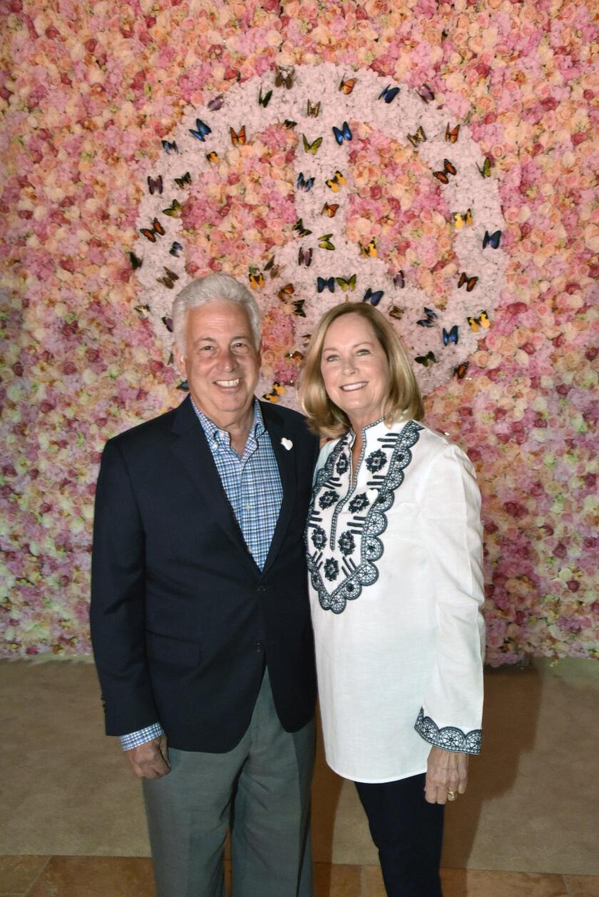 Joe and Terri Davis