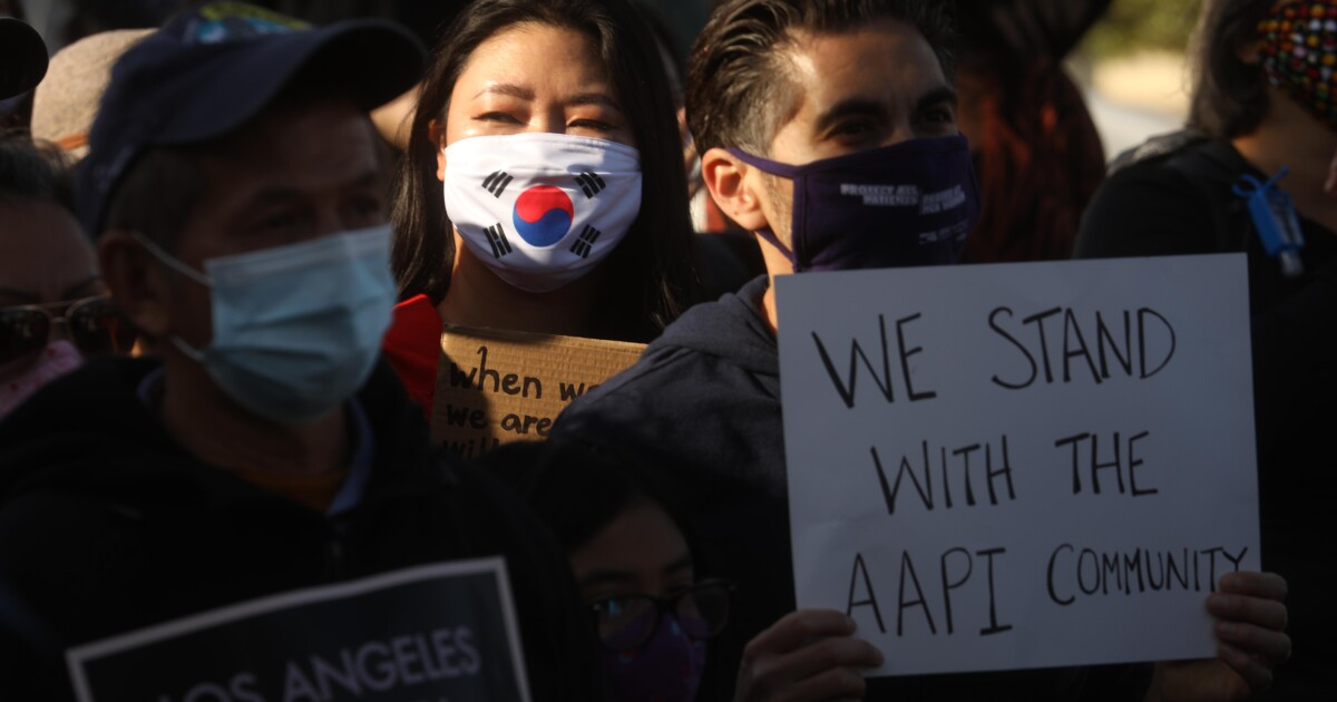 www.latimes.com: Asian American Christians confront racism and evangelical 'purity culture' after Atlanta spa shootings