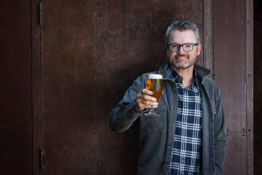 Dominic Engels of Stone Brewing