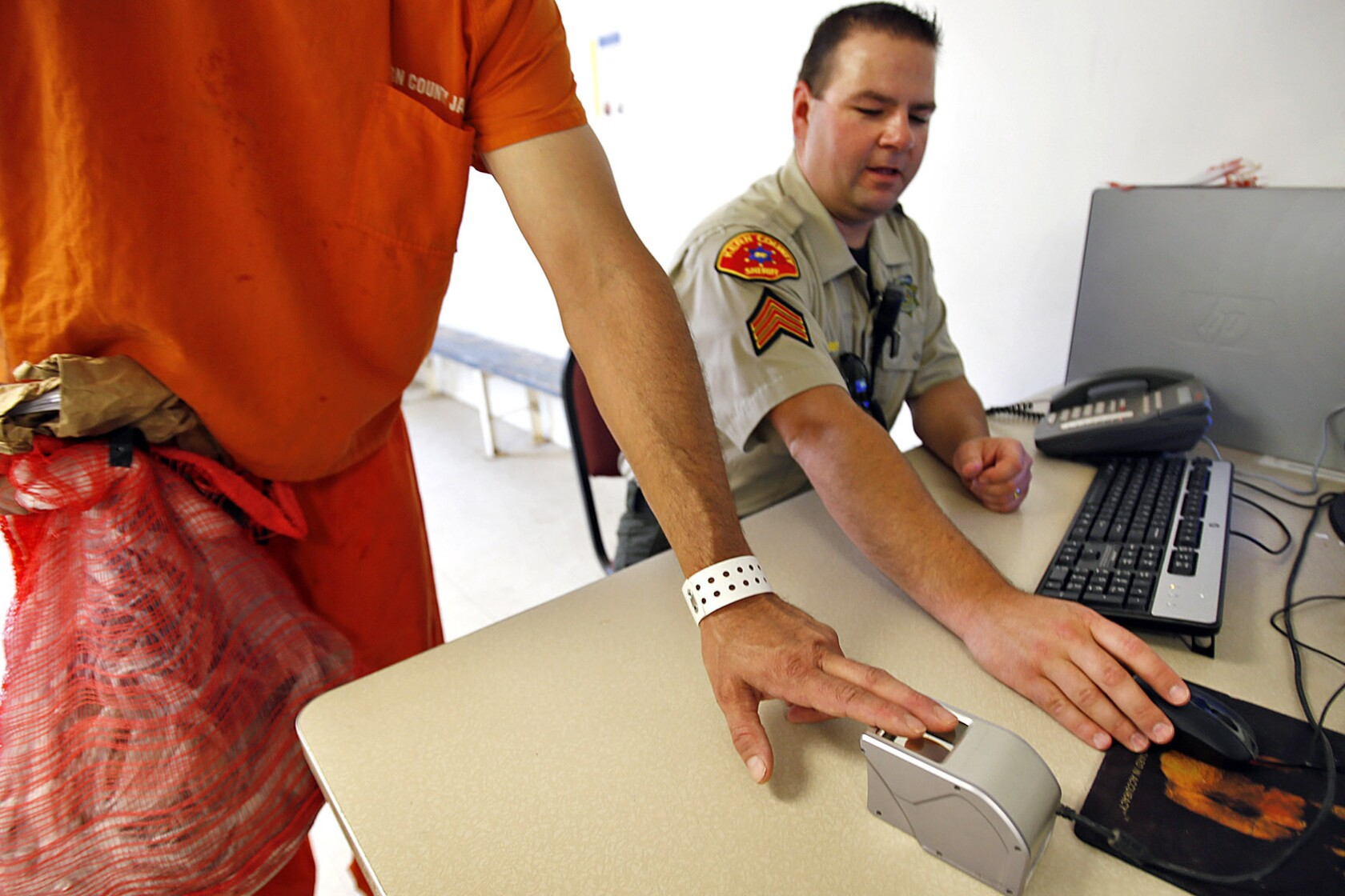 Early jail releases have surged since California's prison