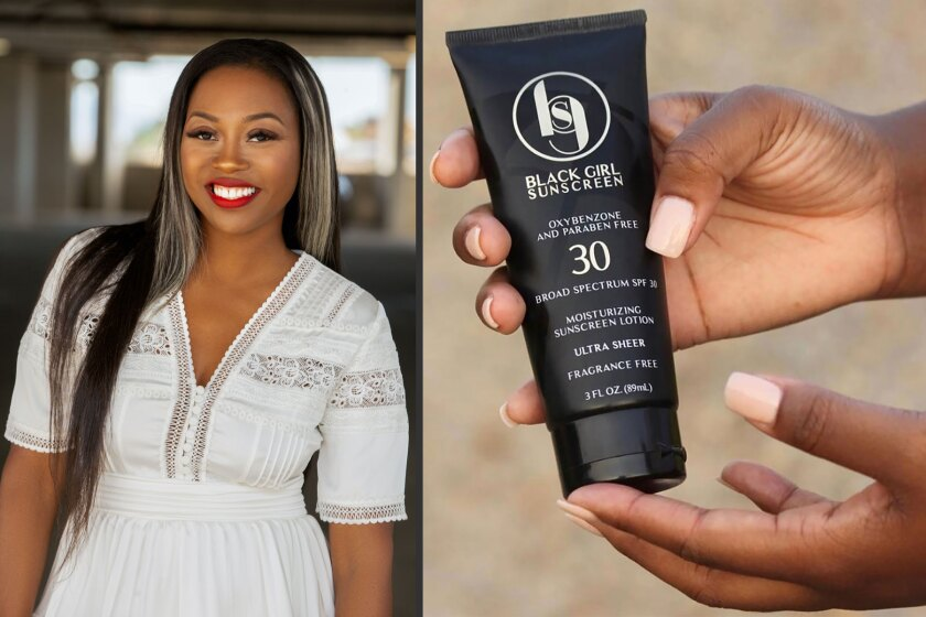 Shontay Lundy is founder and creator of Black Girl Sunscreen.