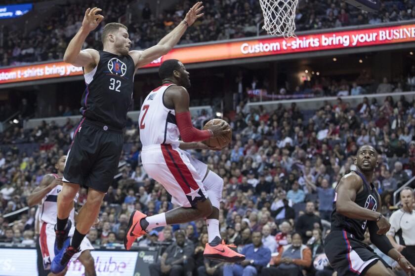 LA Clippers at Washington Wizards