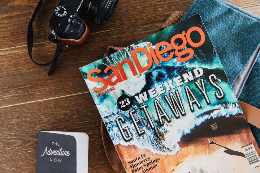 San Diego Magazine resumes operations after suspending production in March because of the coronavirus pandemic.