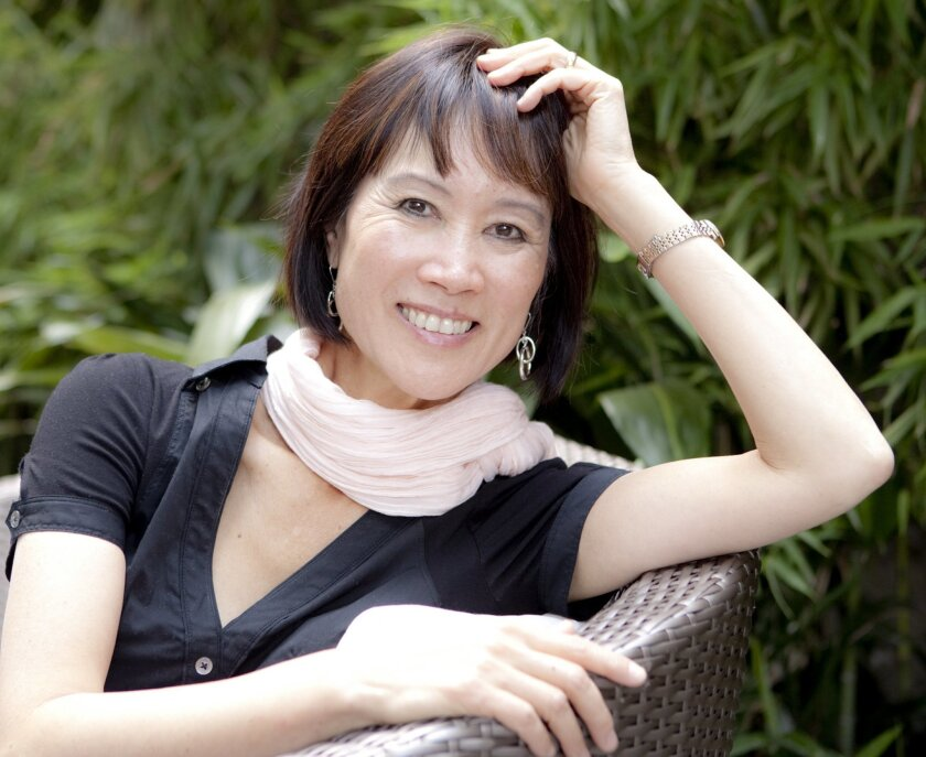 """Tess Gerritsen, author of the """"Rizzoli & Isles"""" mystery series, will speak Nov. 12 at the Lawrence Family Jewish Community Center in La Jolla. The idea for her new book, """"Playing With Fire,"""" came to her in a nightmare, she said. Courtesy photo"""