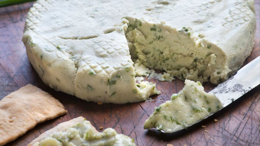 From Miyoko's Kitchen are a series of plant-based cheeses.