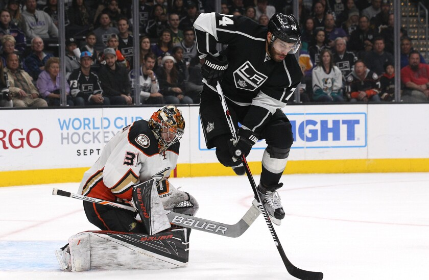 After humble beginnings, Kings and Ducks will clash in a marquee game