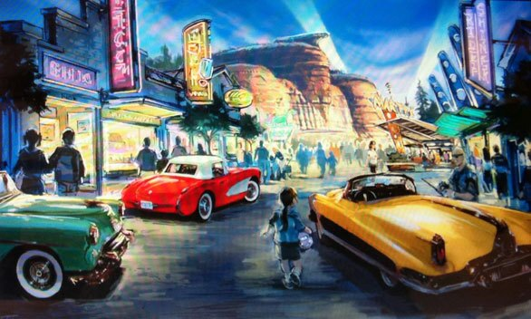 Cruise Street