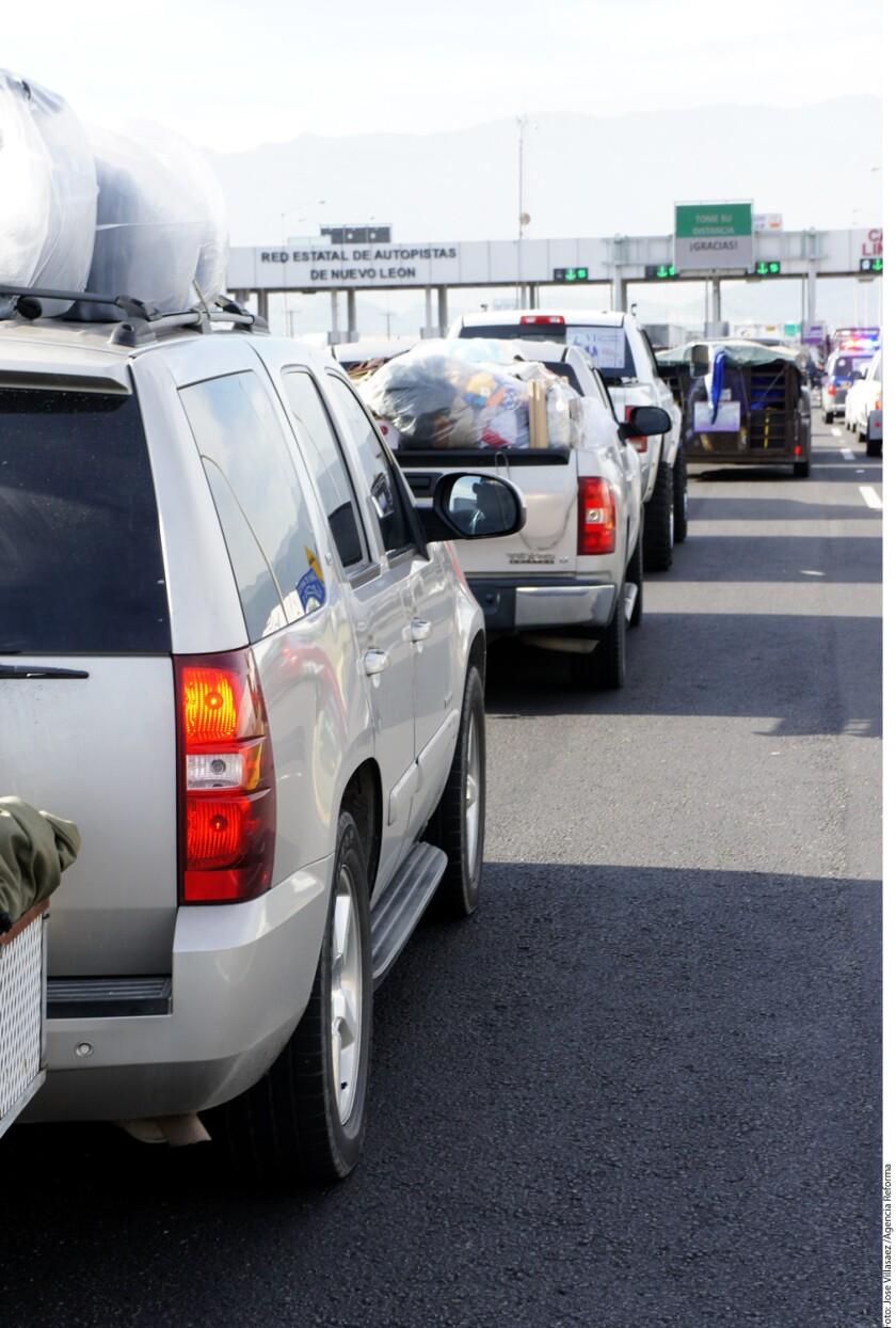 Autoridades mexicanas se preparan para el regreso de los paisanos.