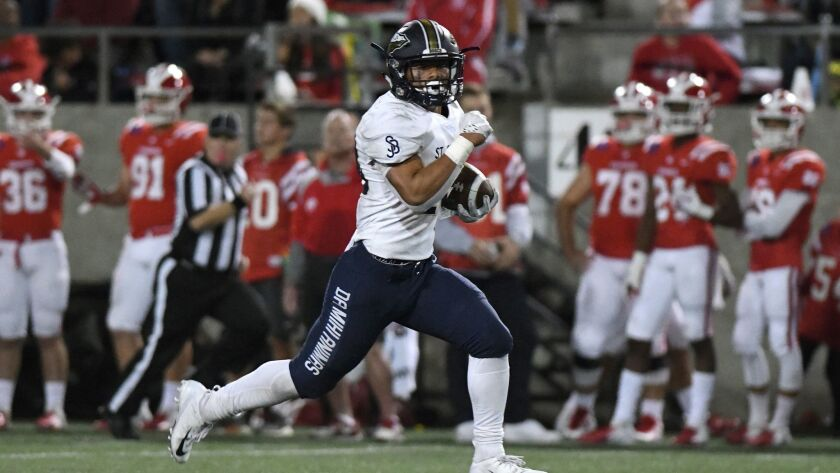 Top-ranked St. John Bosco remains undefeated.