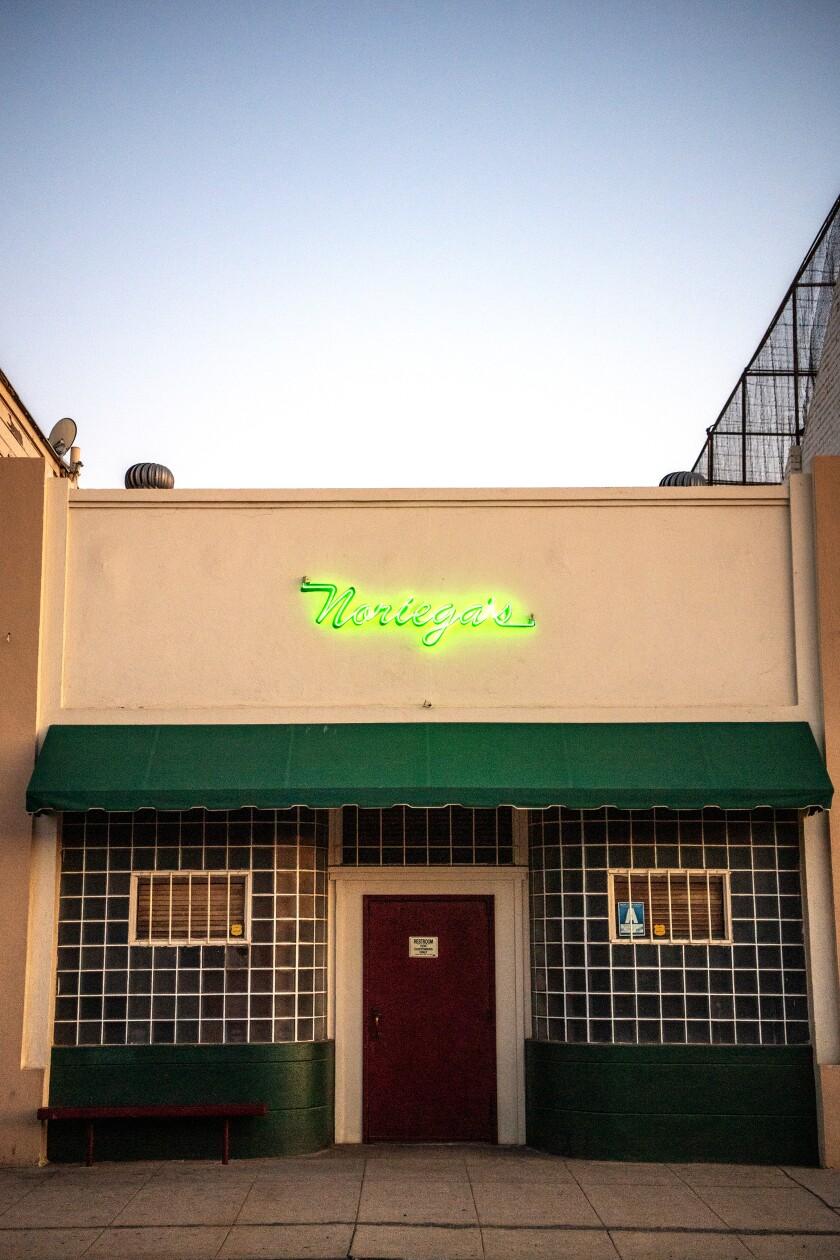 The Noriega Hotel