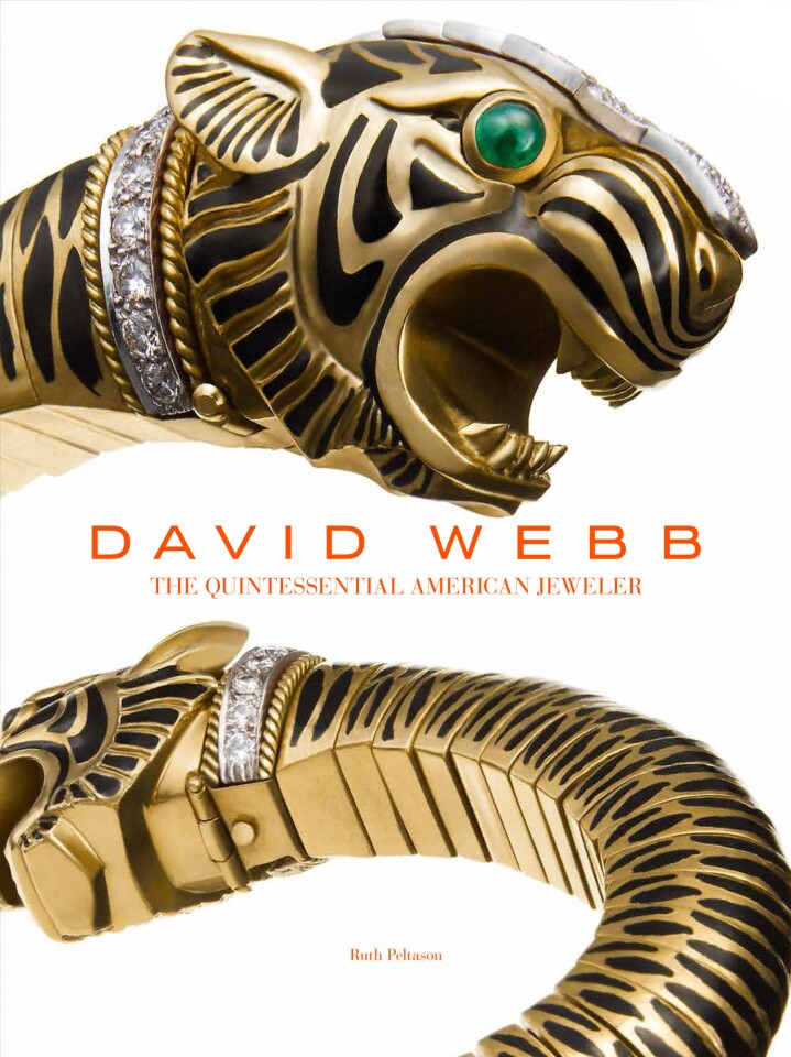 """David Webb's jewelry was acclaimed and well-known by celebrity trendsetters in the '60s and '70s. His work is explored in the new book """"David Webb: The Quintessential American Jeweler."""""""