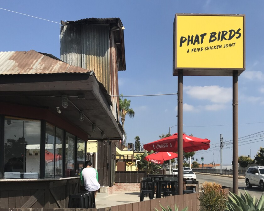 Phat Birds in East L.A.