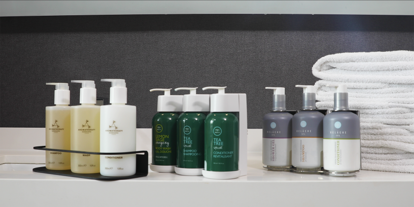 Marriott International pledges to eliminate tiny toiletry bottles by 2020