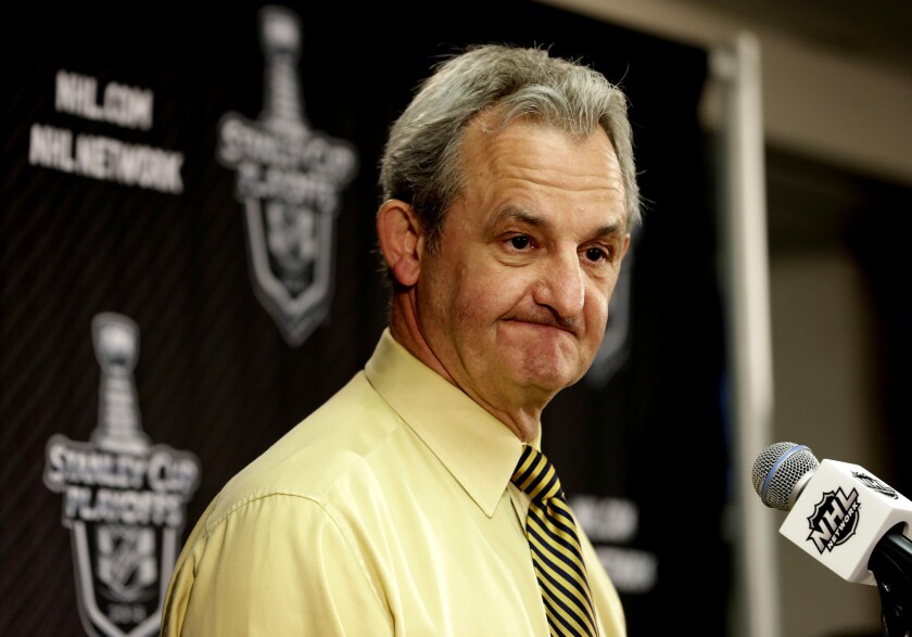 L.A. Kings Coach Darryl Sutter is pressing on, not decompressing