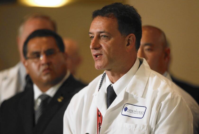 Dr. Michael Neeki has been studying the timeline of the San Bernardino terrorist attack that killed 14 people.