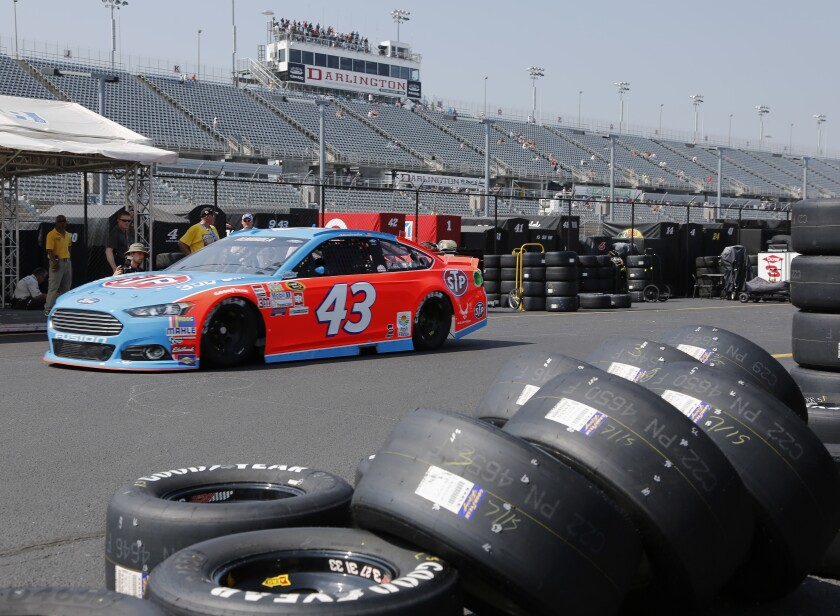 NASCAR Getting it Right Auto Racing