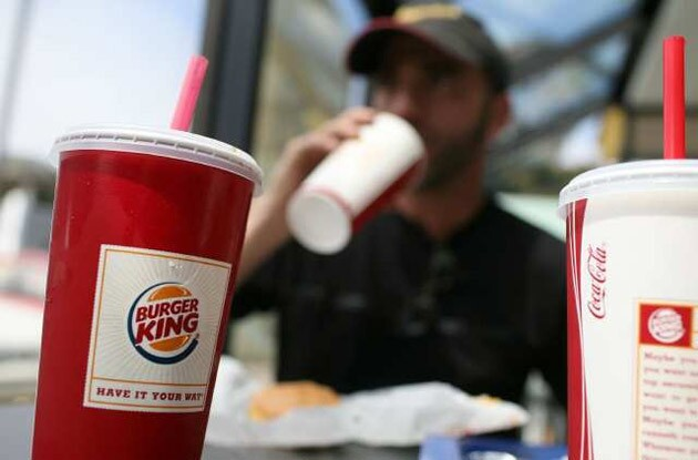 Fast-food cups
