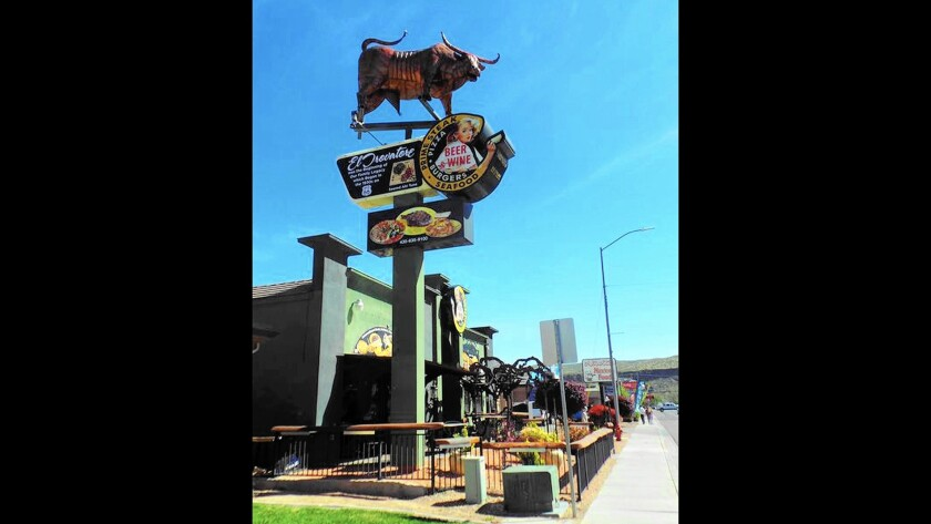Feud over copper bull's penis
