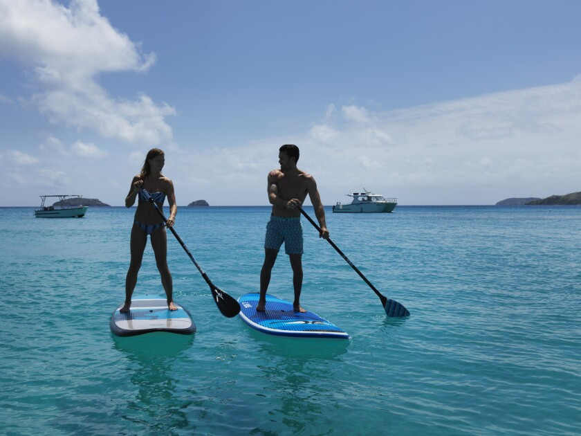 New resort in Fiji
