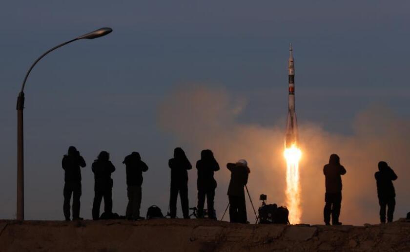 A inicios de 2019 este conjunto de satélites se incrementó en dos naves, alcanzando un total de 91. EFE/Archivo