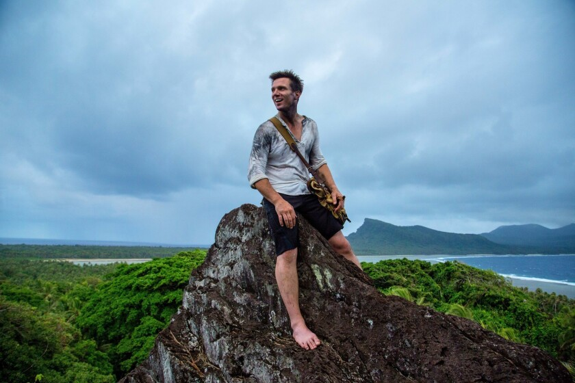 "Bill Weir's new CNN program is ""The Wonder List."""