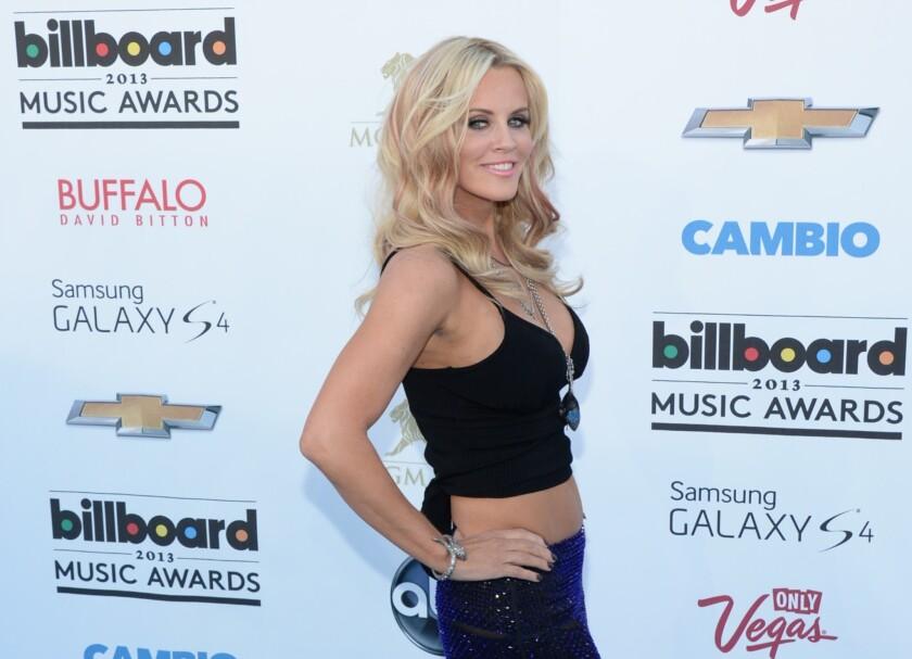 Actress Jenny McCarthy at the 2013 Billboard Music Awards at the MGM Grand in Las Vegas in May.