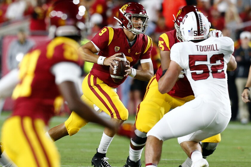 USC Sports - Los Angeles Times