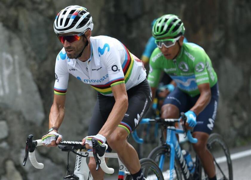 Quintana correrá en el Arkea francés la próxima temporada
