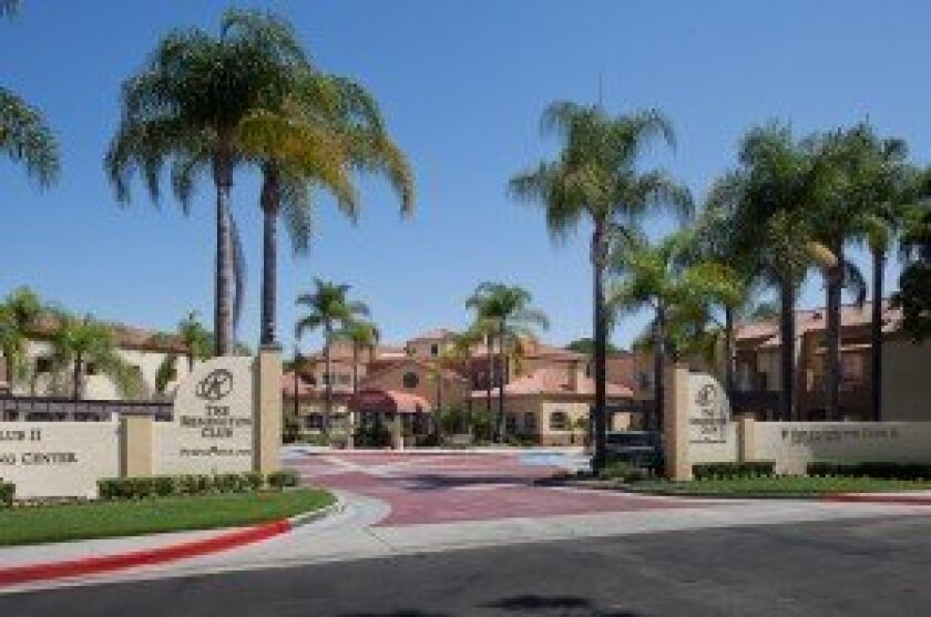 The Remington Club is within walking distance of Rancho Bernardo Shopping Plaza and a 72-hole golf course. Courtesy photo