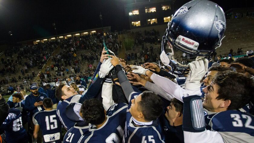 Madison, San Diego Section Division I champion, will host Calabasas in the state ploayoffs.