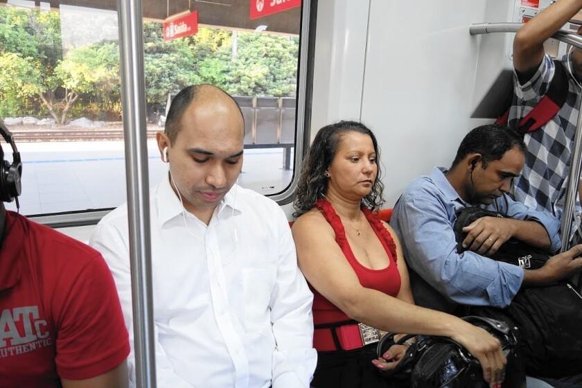 Sao Paulo, Brazil, public transit