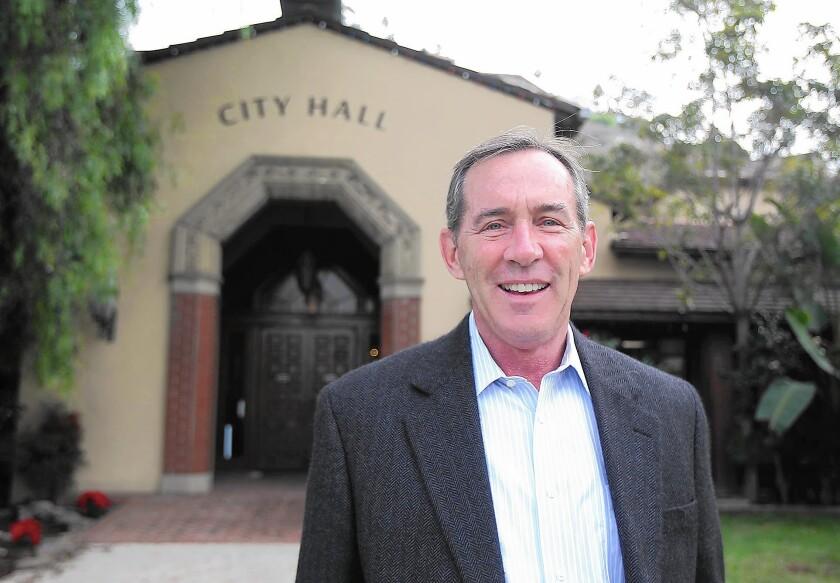 Laguna Beach Mayor Bob Whalen.