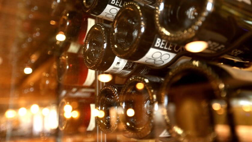 Experts rated organically certified wines higher than conventional wines in a new study.