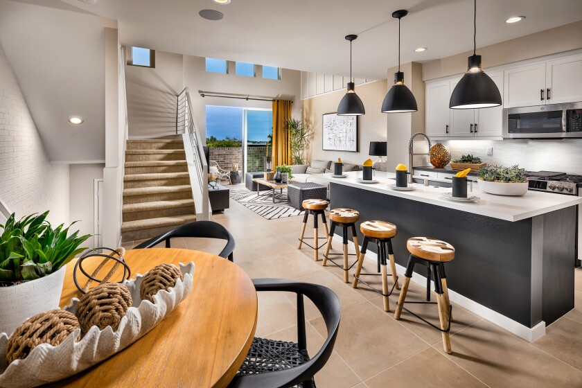 SheaConnect is offered at Kensington in Bressi Ranch in Carlsbad (pictured), as well as at six other Shea Homes neighborhoods across San Diego County.