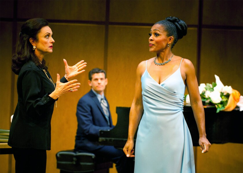 Review: Nuanced intensity rivets this 'Master Class'