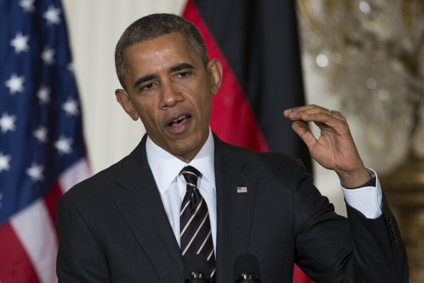 President Obama asked Congress on Wednesday to formally authorize use of military force against Islamic State.