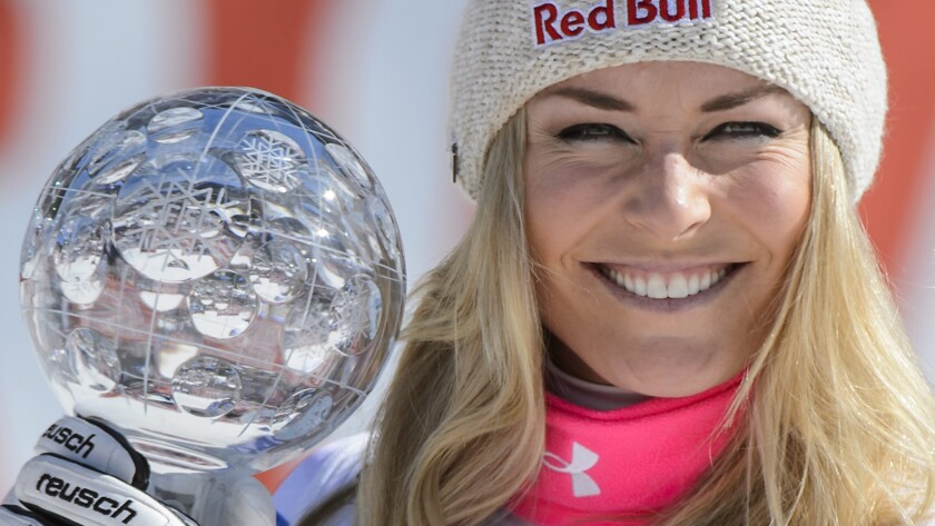 U.S. Olympic skier Lindsey Vonn is asking about $3 million for her Sherman Oaks home of three years.