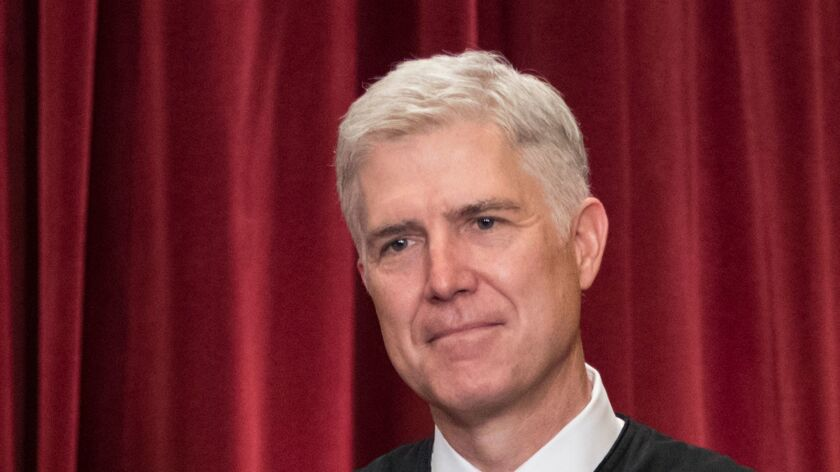 """""""Disruptive dinnertime calls, downright deceit and more drew Congress's eye to the debt collection industry,"""" begins Supreme Court Associate Justice Neil Gorsuch's first opinion on the high court."""