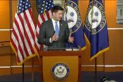 House Speaker Paul Ryan won't seek reelection, further jeopardizing GOP majority