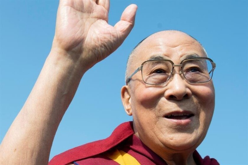 Tibetan Buddhists forced to live their spirituality with