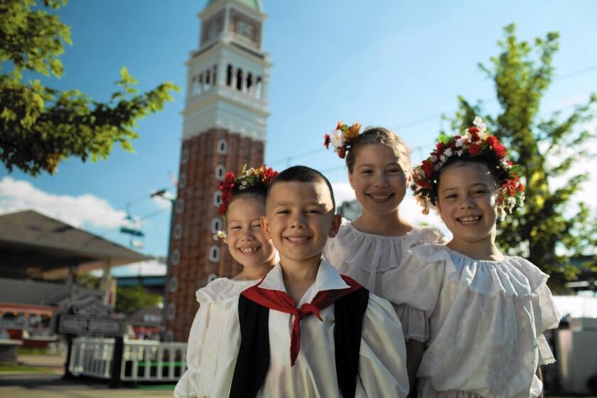 Festa Italiana returns to Milwaukee July 17-19.