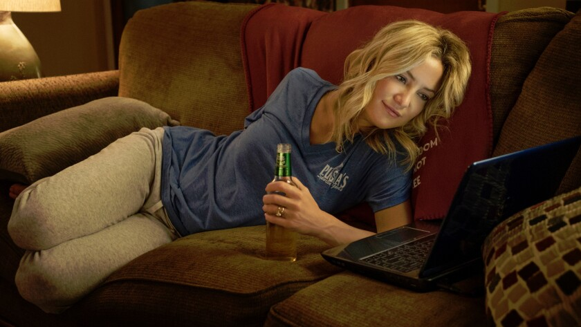 "Kate Hudson as Felicia Williams in ""Deepwater Horizon."""